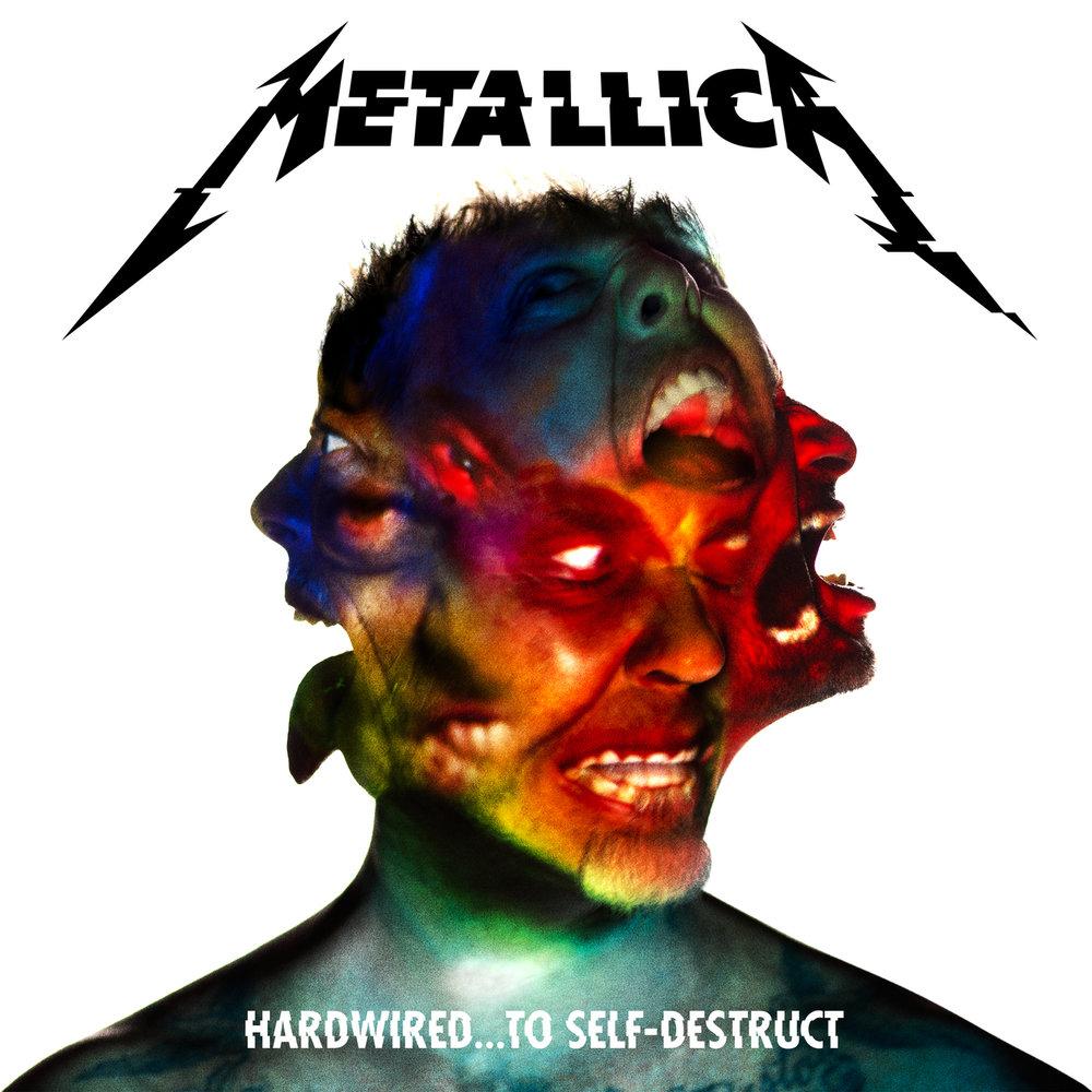 Новый альбом Metallica «Hardwired…To Self-Destruct»