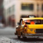 В путешествие на такси