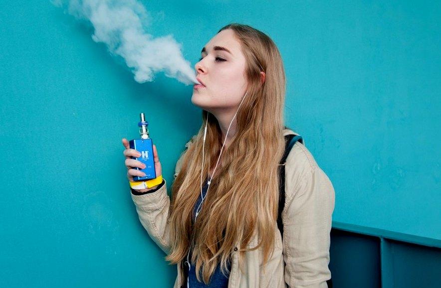 Электронные сигареты запретят?