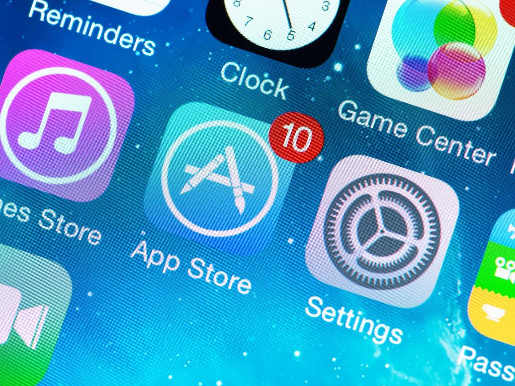 Рейтинг приложения для iPhone