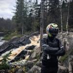 Как проехать на мотоцикле вокруг Ладожского озера?