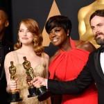 Премия Оскар 2017. Победители