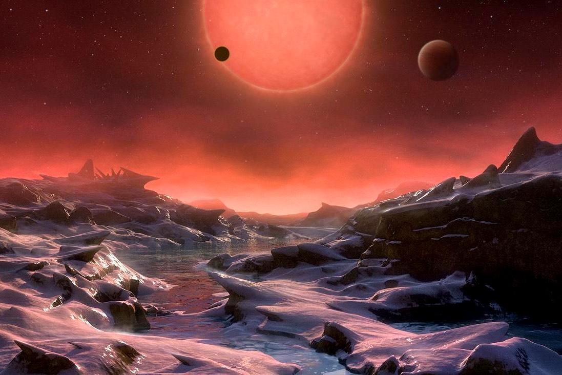 Ученые NASA нашли планеты, на которых может быть жизнь