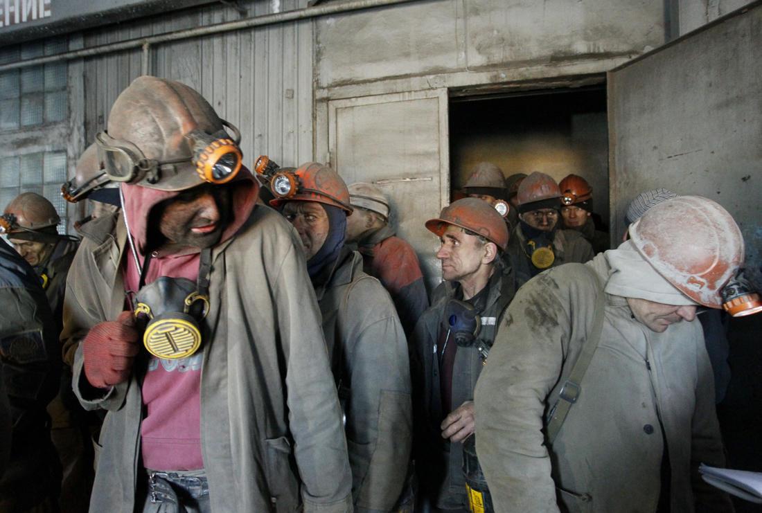 Донецк, конфликт на Донбассе, возобновление конфликта на Донбассе
