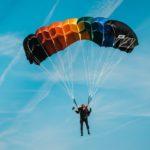 SKY-прохват от Norman's Riders. Где прыгнуть с парашютом в Ленобласти