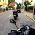 Путешествие по Европе на мотоциклах. Германия, Чехия, Польша, Литва, Латвия и Эстония