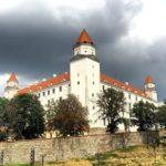 Мотопутешествие по Европе 2018. Вторая серия — Братислава (Словакия)