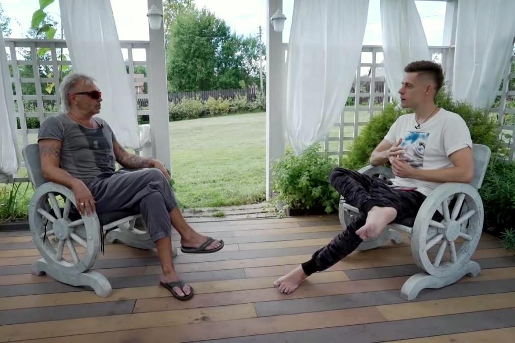 Интервью Юрия Дудя с Константином Кинчевым