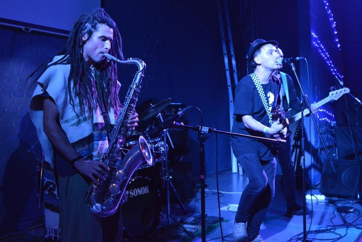 Новый альбом группы «Стас Ленин [Band]»