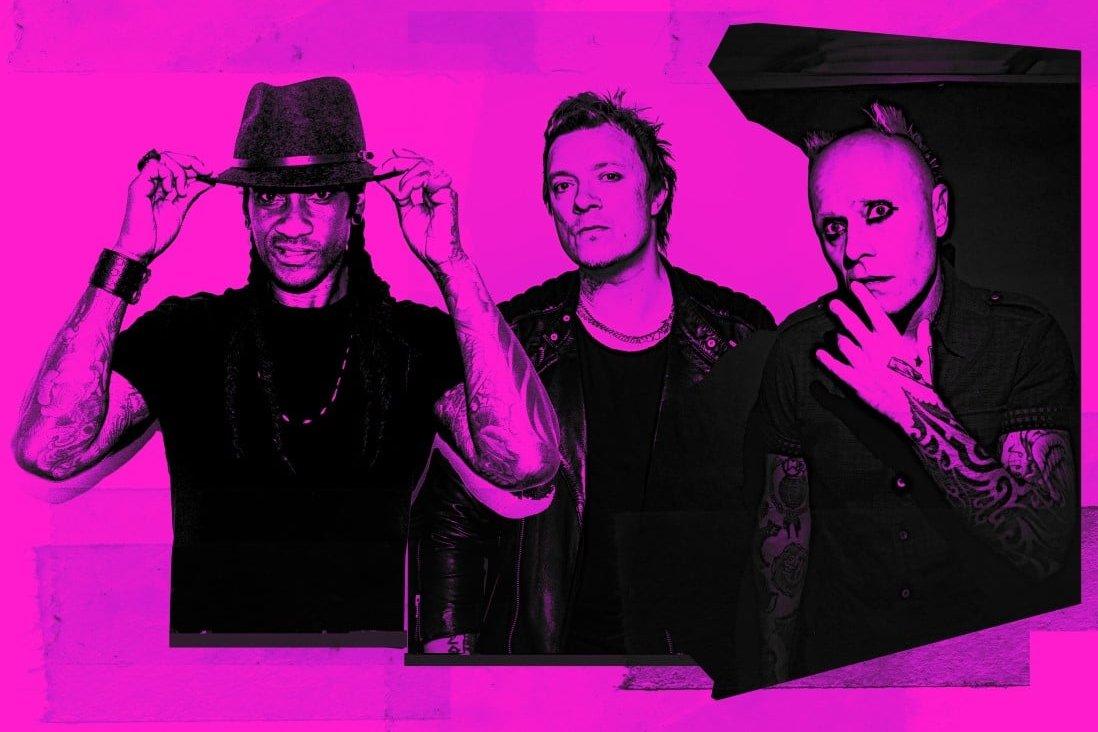 The Prodigy выпустили новый альбом «No Tourists»