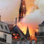 Собор Парижской Богоматери может быть полностью разрушен