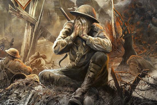 Новый альбом Sabaton — The Great War (2019)