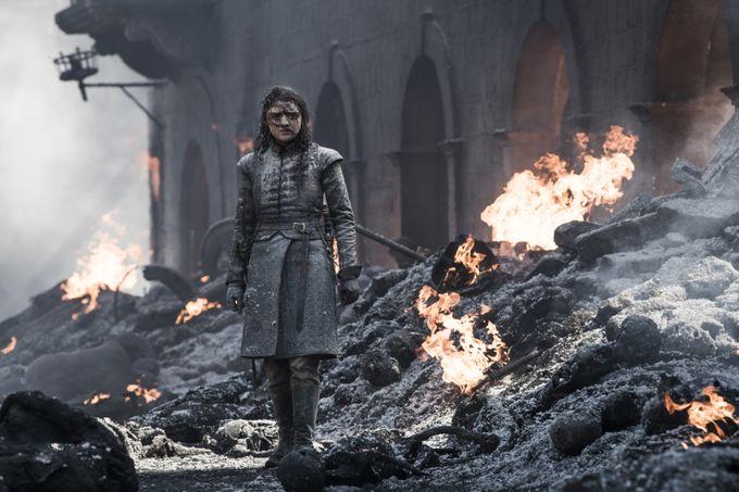 Игра престолов 8 сезон 5 серия онлайн