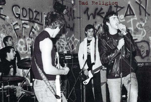 Панки Bad Religion и их новая работа Age Of Unreason