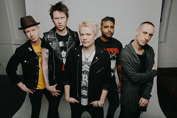 Новый альбом Sum 41 — Order In Decline