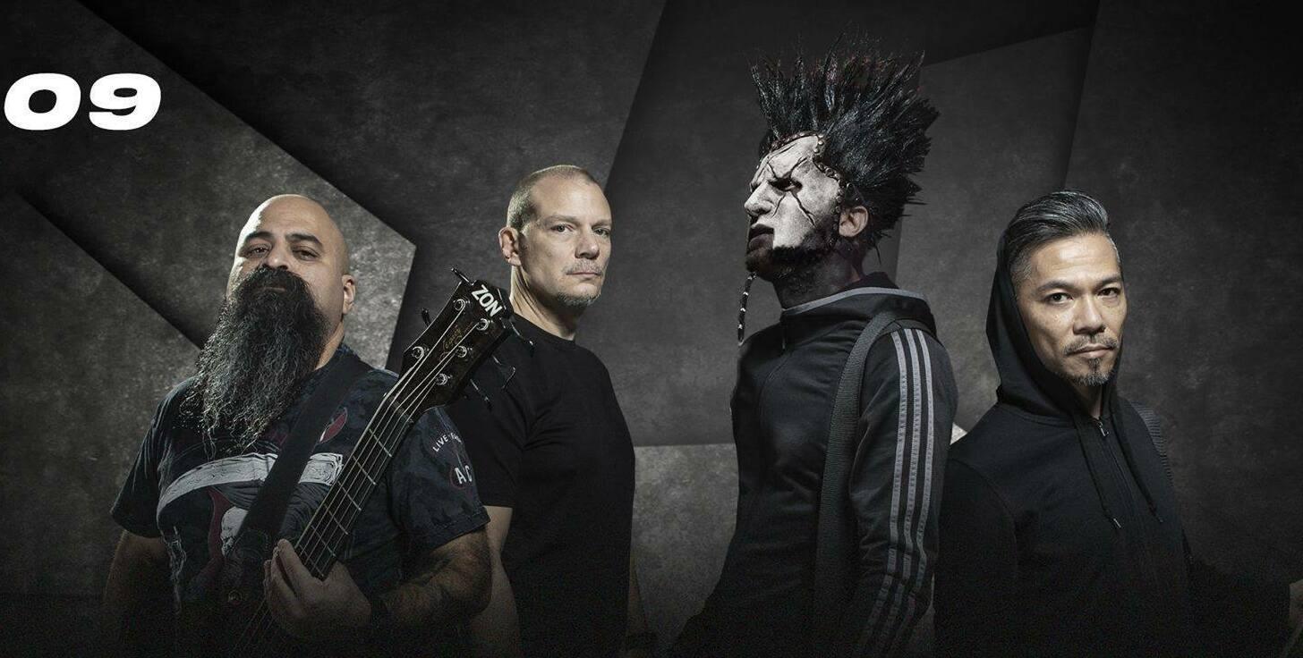 Новый альбом и клип Static-X