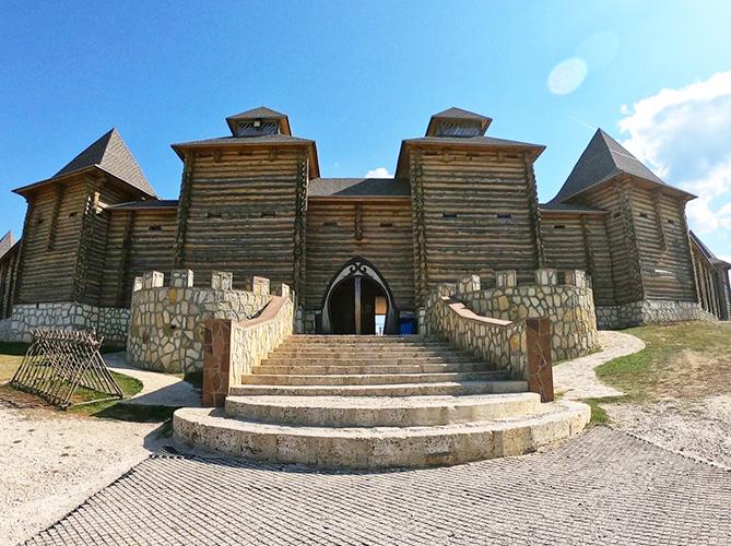 Кудыкина гора в Липецкой области
