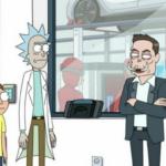 Илон Маск в мультсериале «Рик и Морти». Смотреть