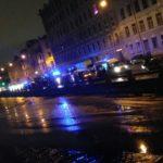 Мужчина столкнул подругу в Фонтанку в Питере (видео)