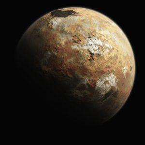 Плутон планета