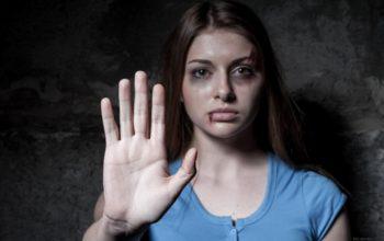 Домашнее насилие в фотографиях