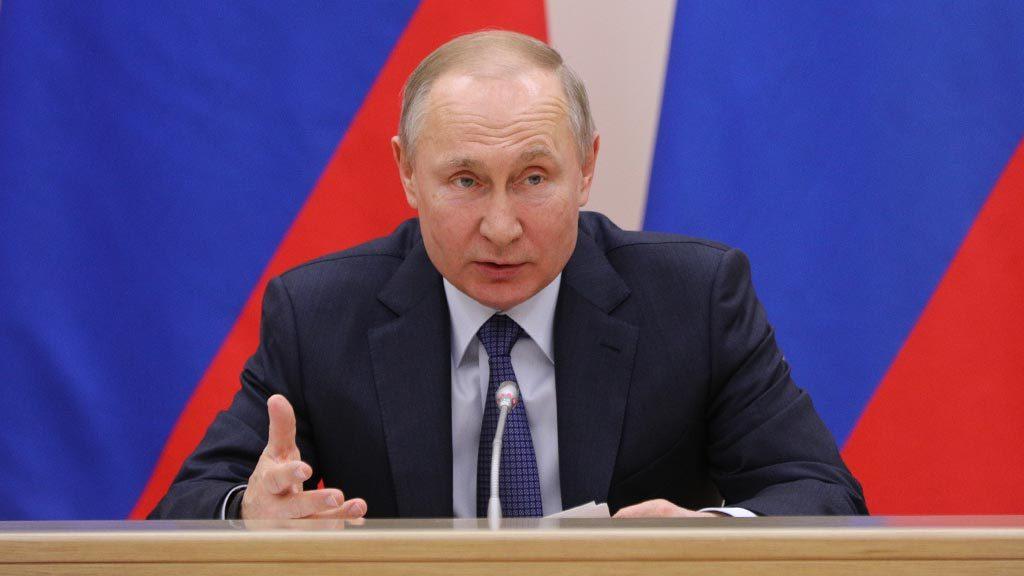 Путин обращение коронавирус